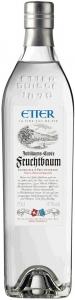 Etter Fruchtbaum Schweizer 5-Früchte-Brand, 41% Vol, Originalfl. Etter Söhne AG Distillerie Zug
