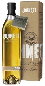 JOHNETT unfiltered Swiss Single Malt Whisky 42% Vol. Etter Söhne AG Distillerie Zug