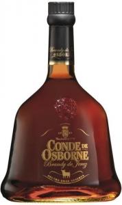 Conde de Osborne Cristal Brandy de Jerez Solera Gran Reserva 40,5% vol in GP Bodegas Osborne