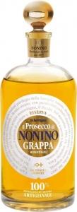 Grappa Il Prosecco Monovitigno im Barrique gereift 41% vol. (0,7l) Nonino Distillatori Friaul