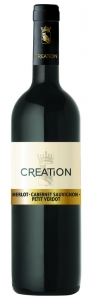 Creation Merlot, Cabernet Sauvignon, Petit Verdot Creation Walker Bay
