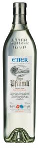 Etter Kleines Pflümli Schweizer Löhrpflaume, 41% Vol. Etter Söhne AG Distillerie Zug
