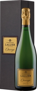 Cuvée Ouvrage 0 Champagne Lallier Champagne