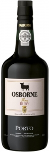 Osborne Ruby Port 19,5% vol Quinta and Vineyard Bottlers Vinhos Porto