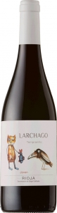 Fabulas Rioja Jóven Denominacion de Origen 2015 Bodegas Larchago