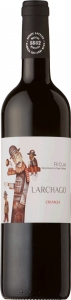 Fabulas Rioja Críanza Denominacion de Origen 2013 Bodegas Larchago