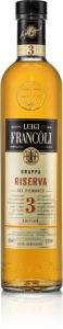 Grappa Riserva 3 Edition Luigi Francoli