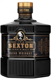 The Sexton Single Malt Irish Whiskey 40% vol Bushmills