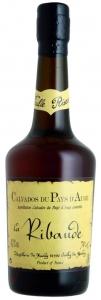 La Ribaude - Vieille Réserve 42° Calvados du Pays d'Auge AC Distillerie du Houley Spirituosen