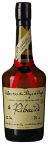 La Ribaude - Prestige 42° Calvados du Pays d'Auge AC Distillerie du Houley Spirituosen