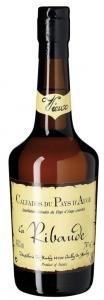 La Ribaude - Vieux 40° Calvados du Pays d'Auge AC Distillerie du Houley Spirituosen