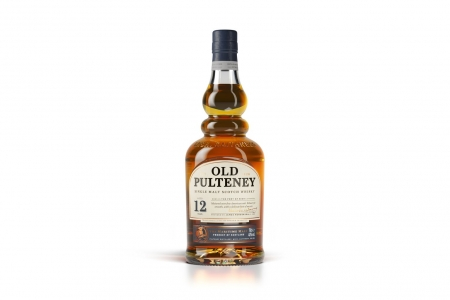 12 Years Single Malt Scotch Whisky 40% vol (0,05l) Old Pulteney