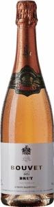 1851 Brut Rosé Vin Mousseux Traditionnelle Bouvet Ladubay Loire