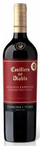 Casillero Del Diablo Reserva Especial Casillero del Diablo ValledelMaipo  (Drittland)