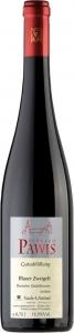 Blauer Zweigelt Qualitätswein trocken, Pawis, Saale - Unstrut