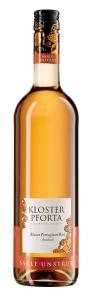 Blauer Portugieser Rosé Qualitätswein feinherb 2015 Kloster Pforta Saale-Unstrut