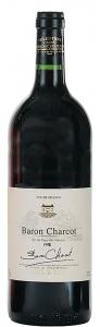 Baron Charcot rouge Vin de Pays de l'Herault Les Vins de Saint Saturnin Pays d'Oc