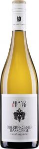 Oberbergener Bassgeige Grauburgunder Qualitätswein trocken, Franz Keller, Baden
