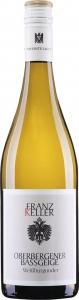 Oberbergener Bassgeige Weißburgunder Qualitätswein trocken, Franz Keller, Baden