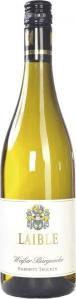 Durbacher Plauelrain Weißer Burgunder Qualitätswein trocken, Andreas Laible 2013, Baden, Weißwein, Weissburgunder
