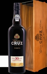 30 Year Old Port in Holzkiste Cruz Douro