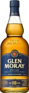 single malt 18yrs Glen Moray