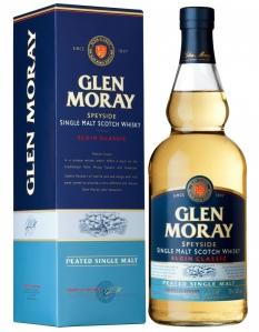Single Malt Peated 0,7l Glen Moray