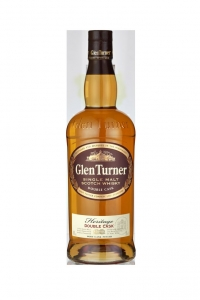 Heritage Single Malt Scotch Whisky 0,7l Glen Turner