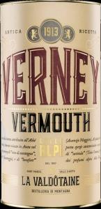 La Valdotaine Vermouth Verney Tube 1,0l La Valdôtaine