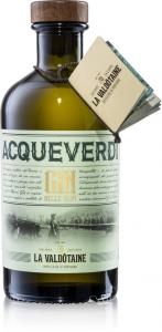 La Valdotaine Gin Acqueverdi 0,7 l La Valdôtaine