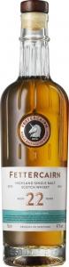 Highland Single Malt 22 Years Fettercairn SCO