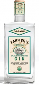 Farmer's Organic Gin Small Batch 46,7% Vol. Farmers Gin