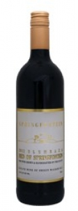 Ulumbaza Red of Springfontein Estate Wine of Origin Walker Bay 2011 Springfontein