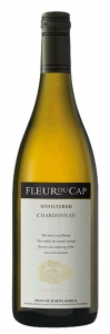 Chardonnay unfiltered WO Coastal Region Fleur du Cap Paarl