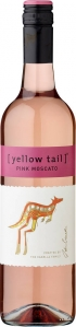 [yellow tail]® Pink Moscato South E. Australia Casella Family Brands South Australia