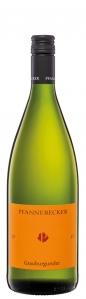 Grauer Burgunder Qualitätswein trocken 2015 Pfannebecker Rheinhessen