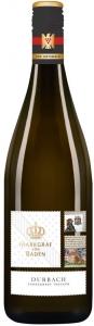 Durbach Chardonnay VDP Ortswein - trocken verfügbar ab Juni Markgraf von Baden Baden