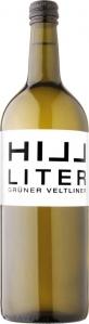 """Grüner Veltliner """"Hill Liter"""" Österreichischer Wein trocken Leo Hillinger Burgenland"""