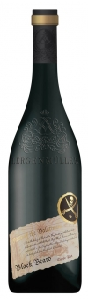 Cuvée Rot 'Black Beard' Qualitätswein trocken, Lergenmüller 2011, Pfalz, Rotwein, 50% St. Laurent, 45% Cabernet & Merlot, 5% Dornfelder