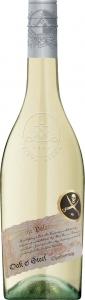 'Oak & Steel' Chardonnay Qualitätswein trocken, Lergenmüller 2013, Pfalz, Weißwein, Chardonnay
