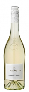 Grauburgunder Qualitätswein trocken, Lergenmüller 2013, Pfalz, Weißwein, Grauburgunder
