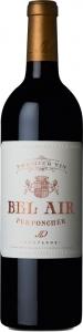 Château Bel Air rouge Premier Vin Bordeaux AOC Château Bel Air Perponcher Bordeaux
