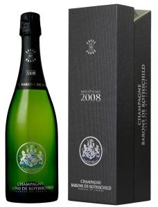 Champagne Barons de Rothschild Brut Geschenketui, Champagne AC Champagne Barons de Rothschild Champagne