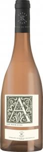 Aussieres Rose Aude Château d´Aussières Südfrankreich