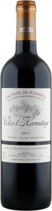 Clos l'Hermitage Lalande de Pomerol AOC Clos l'Hermitage Bordeaux
