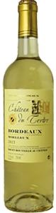 Château du Tertre Bordeaux blanc moelleux AOC Château du Tertre Bordeaux