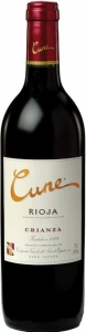 Rioja Tinto Crianza DOCa Bodegas CVNE - CUNE Rioja