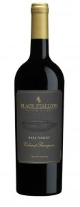 Black Stallion Cabernet Sauvignon Limited Release Napa Valley Black Stallion Estate Winery Kalifornien