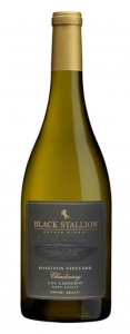Black Stallion Chardonnay Limited Release Poseidon Vineyards, Los Carneros Black Stallion Estate Winery Kalifornien