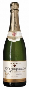 Champagne Tradition Brut Hautvillers - Champagne J.M.Gobillard & Fils Champagne